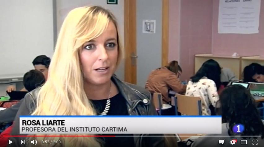 #Merezcounacalle en las Noticias de TVE